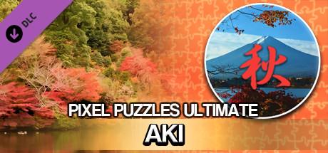 Pixel Puzzles Ultimate - Puzzle Pack: Aki