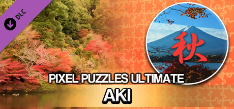 Jigsaw Puzzle Pack - Pixel Puzzles Ultimate: Aki