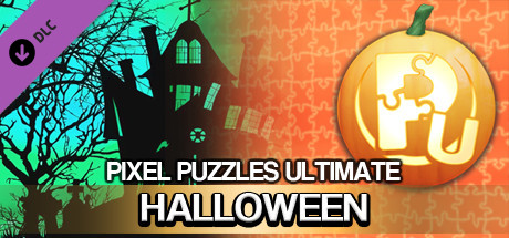 Jigsaw Puzzle Pack - Pixel Puzzles Ultimate: Halloween