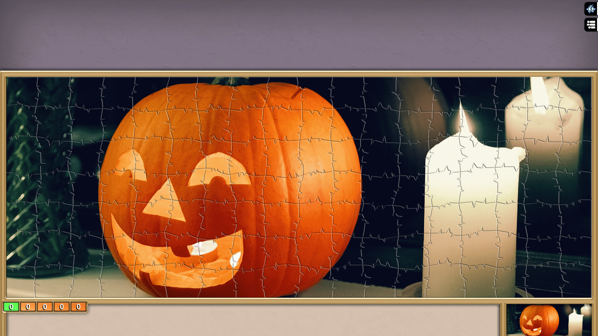 Jigsaw Puzzle Pack - Pixel Puzzles Ultimate: Halloween screenshot