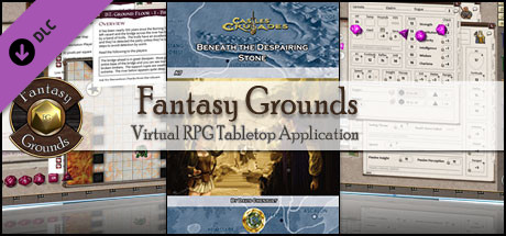 Fantasy Grounds - C&C: A7 The Despairing Stone