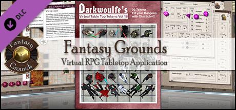 Fantasy Grounds - Darkwoulfe's Token Pack Volume 18