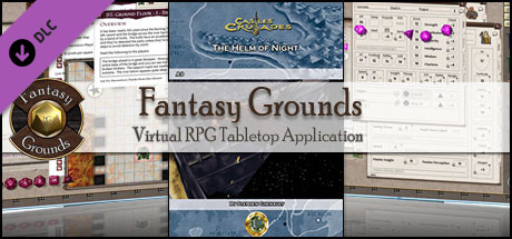Fantasy Grounds - C&C: A9 The Helm of Night