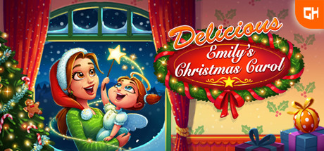 Delicious 14: Emily's Christmas Carol Header