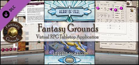 Fantasy Grounds - Slipstream: Heart of Steel (PFRPG)