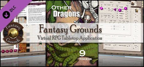 Fantasy Grounds - Graemation: Other Dragons (Token Pack)