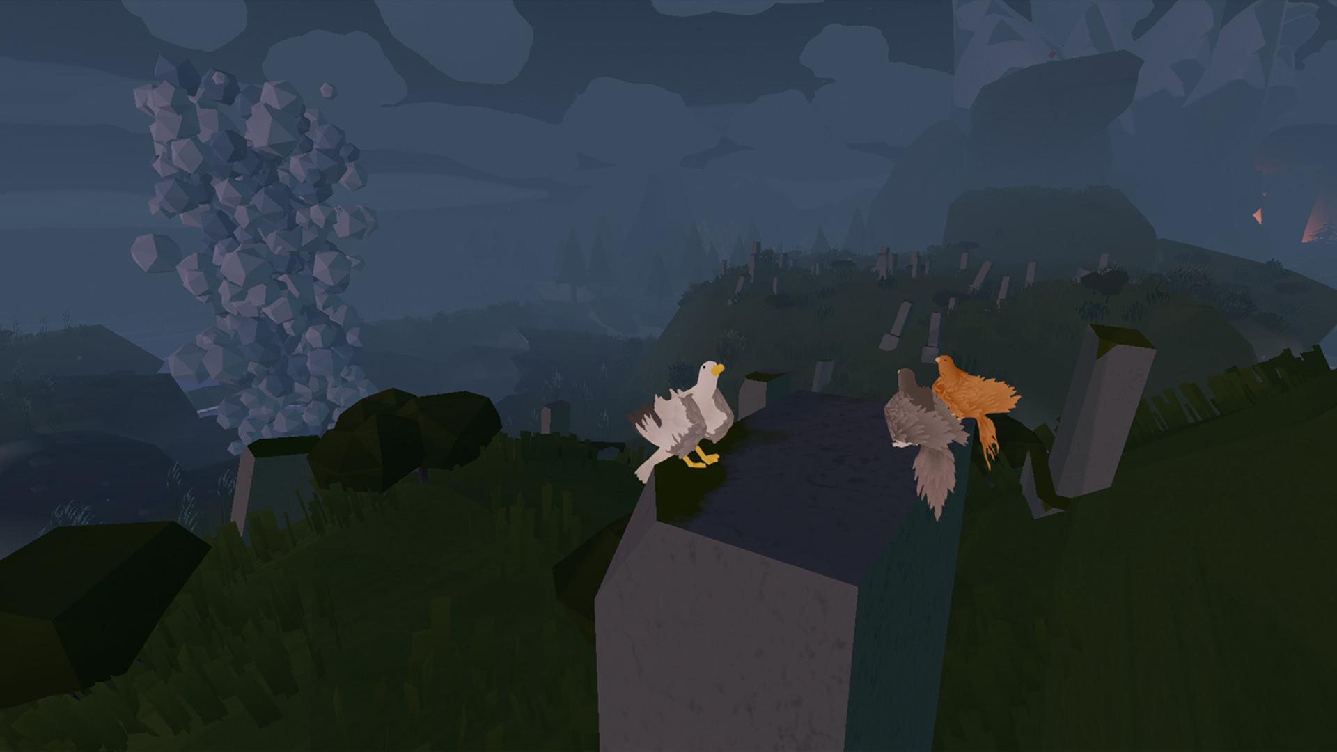 Feather - Social Zen Bird Flight screenshot