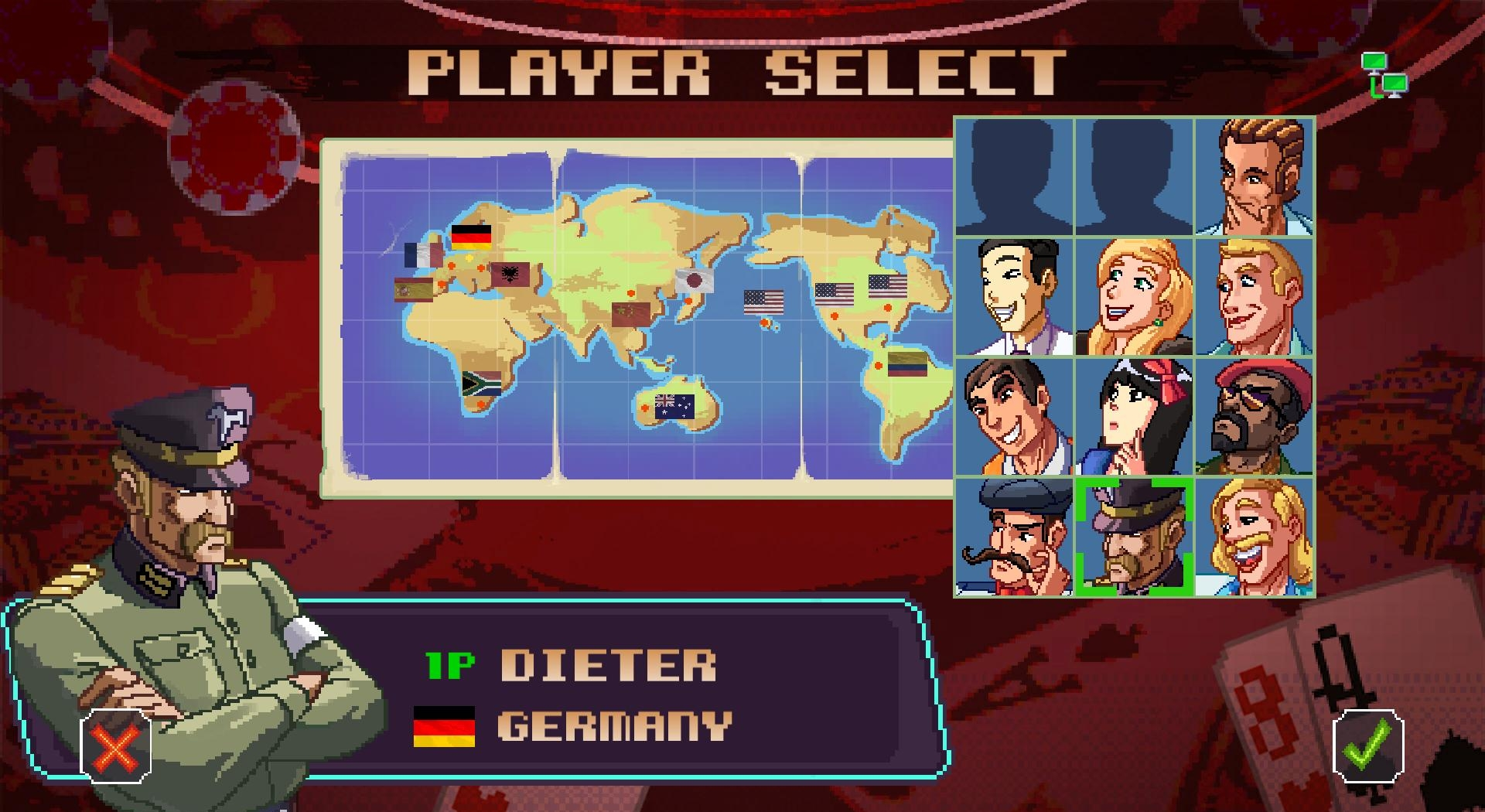 Super Blackjack Battle 2 Turbo Edition - The Card Warriors screenshot