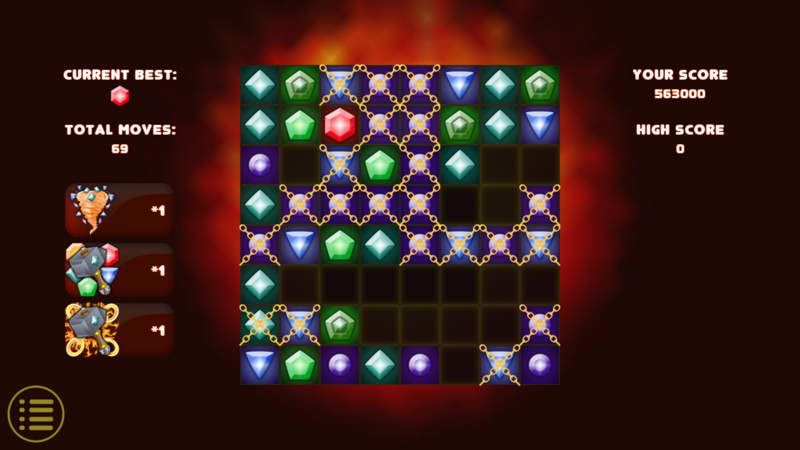 Gem Forge screenshot