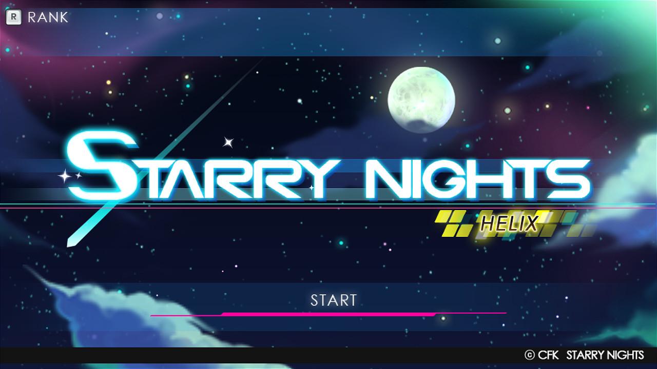 Starry Nights : Helix screenshot