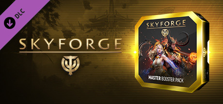 Skyforge - Master Booster Pack steam key giveaway