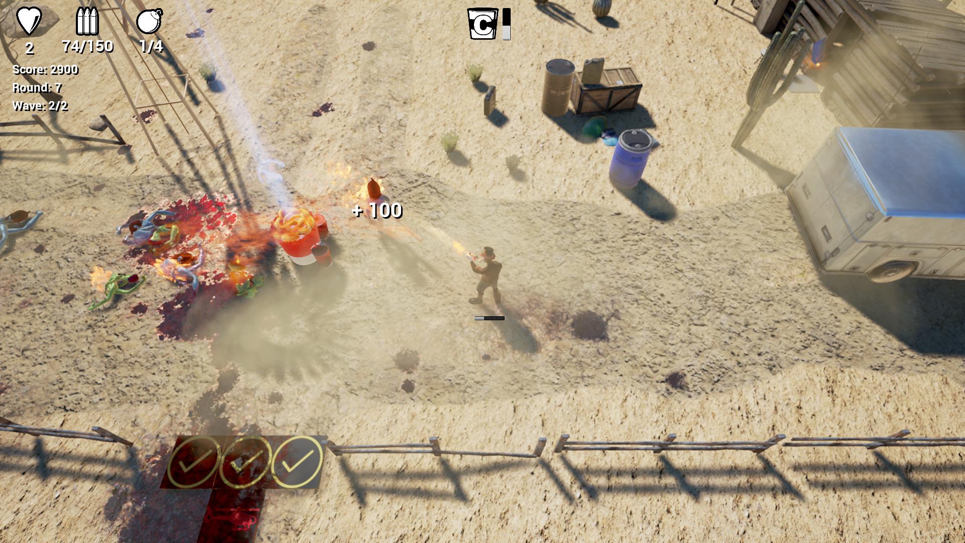Crispy Chicken screenshot