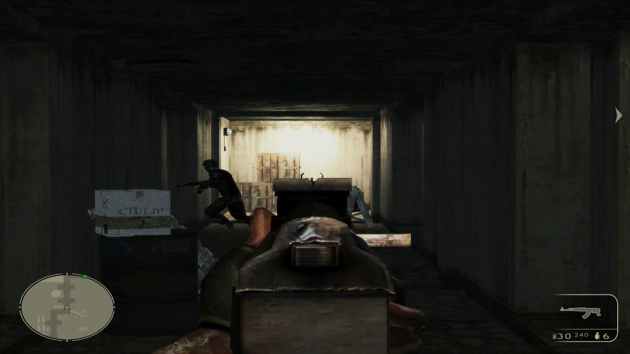 Chernobyl: Terrorist Attack Screenshot 2