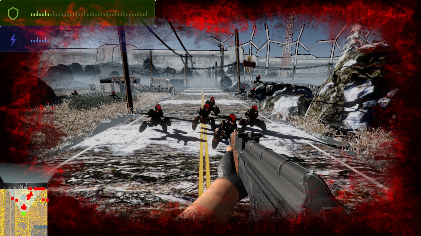 Machine Hunt screenshot