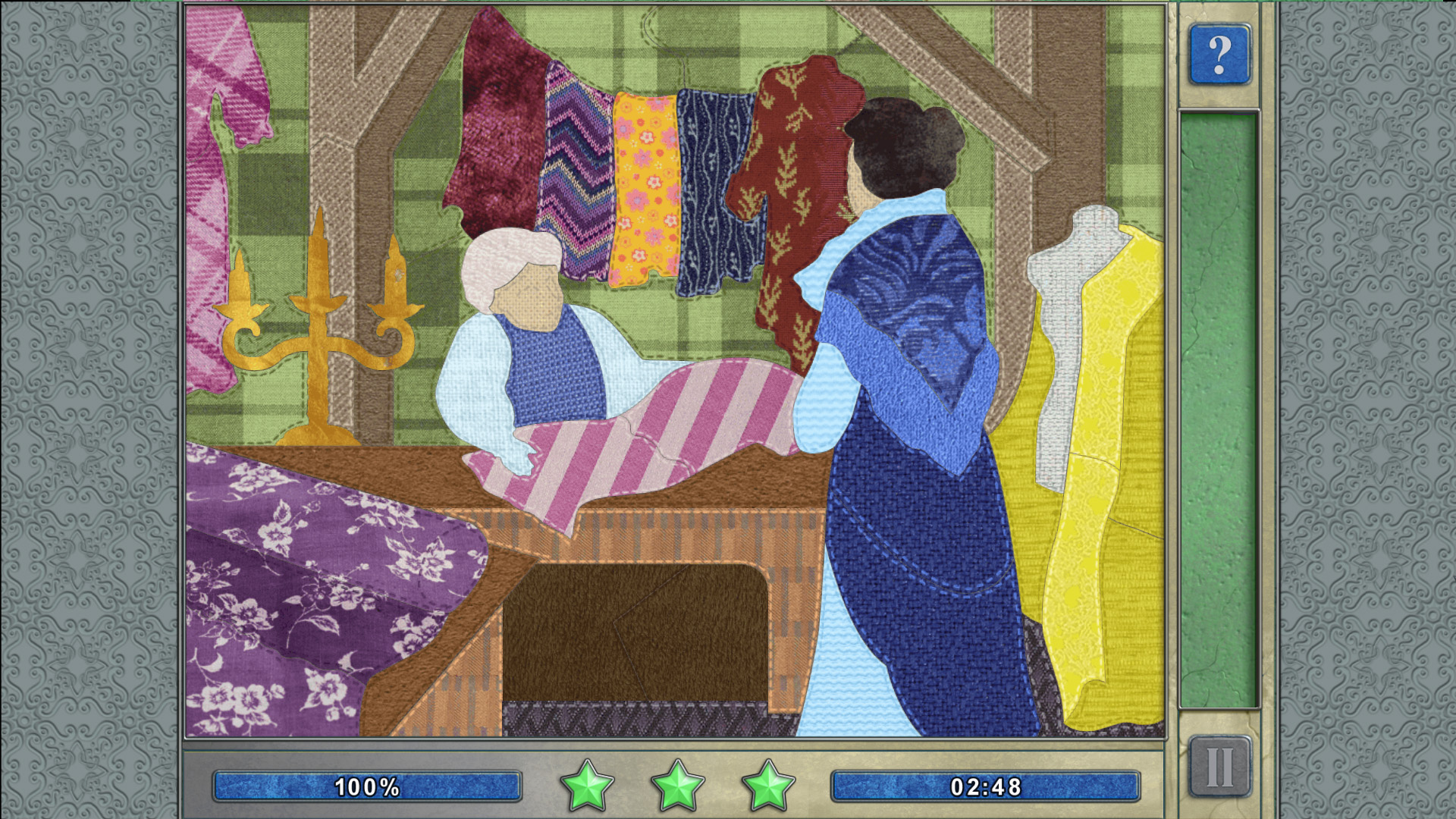 Mosaic: Game of Gods screenshot