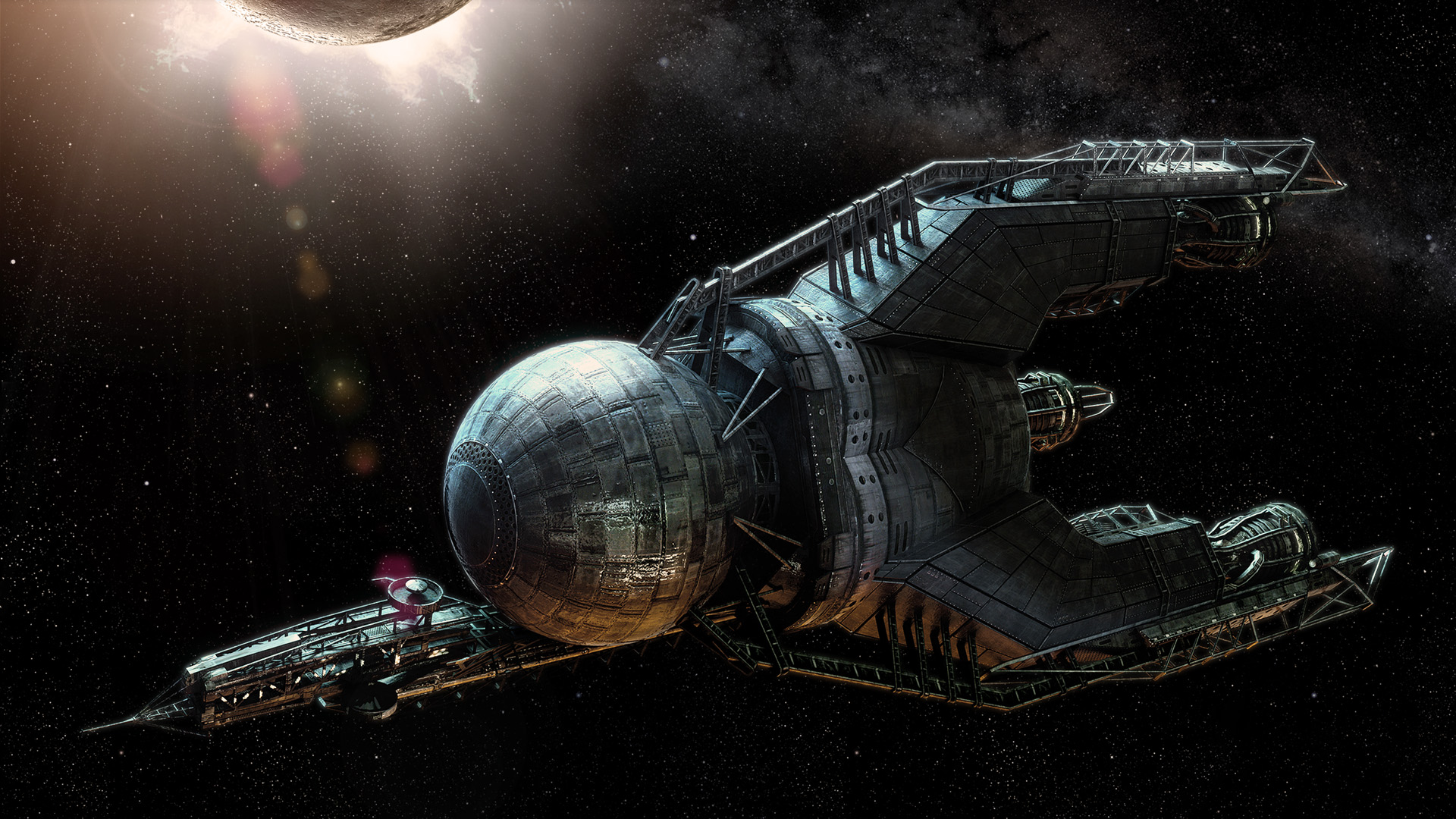Iron Sky Invasion: Deluxe Content screenshot
