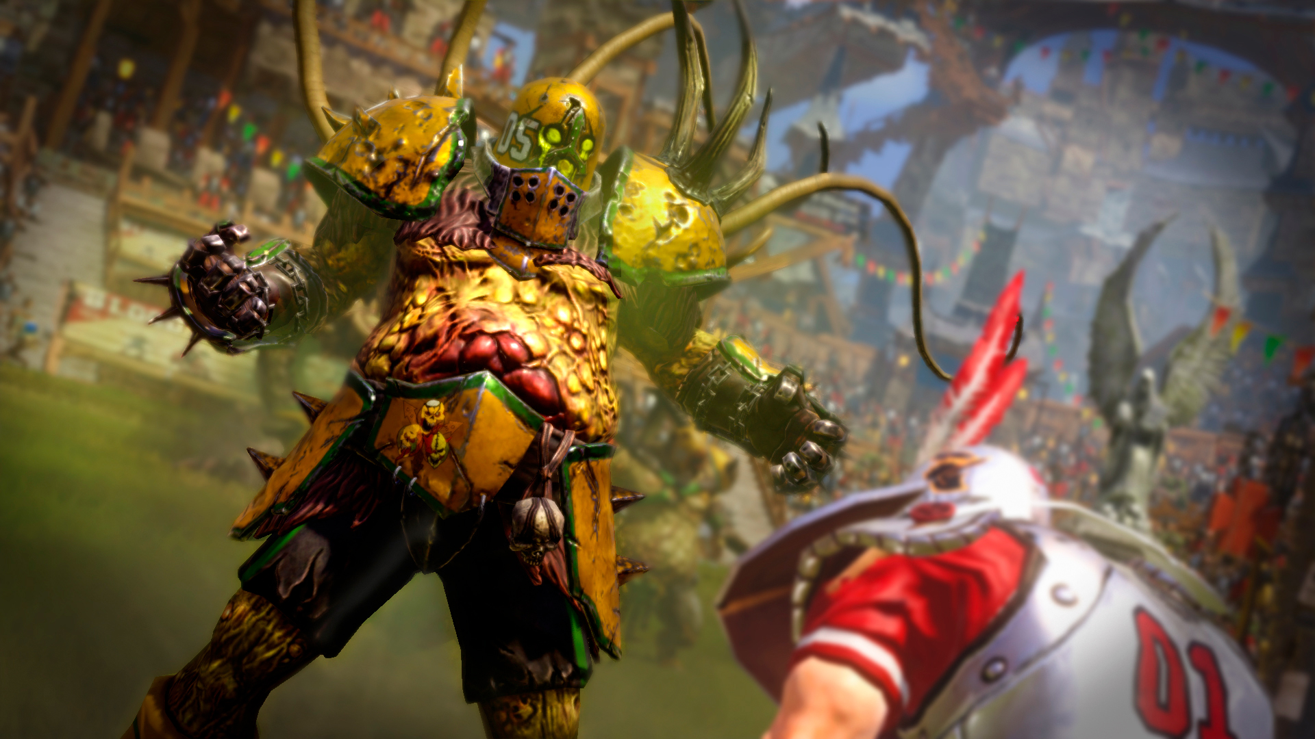 Blood Bowl 2 - Nurgle screenshot