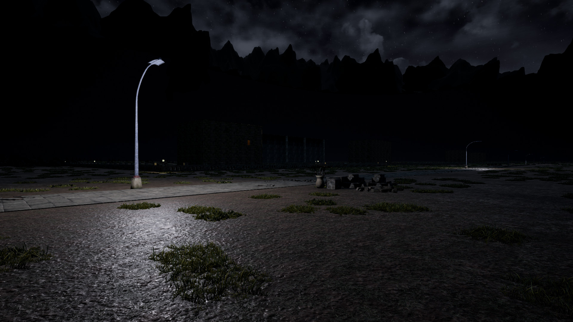 Darkness Ahead screenshot