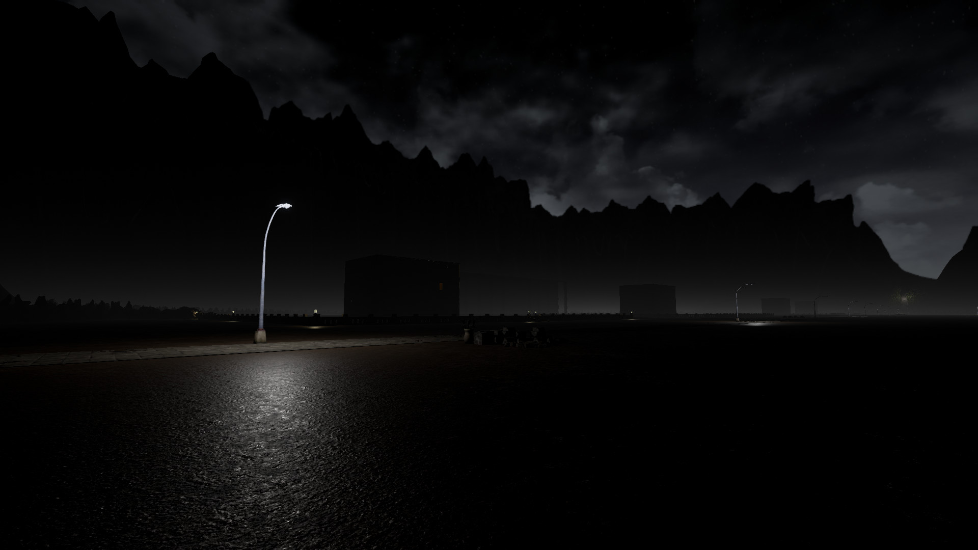 Darkness Ahead Screenshot 2