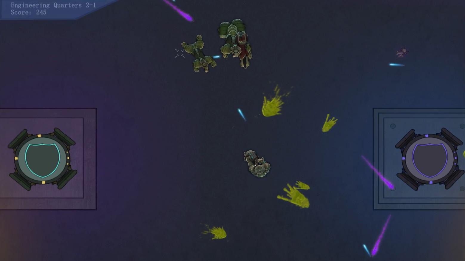 Space Beret screenshot