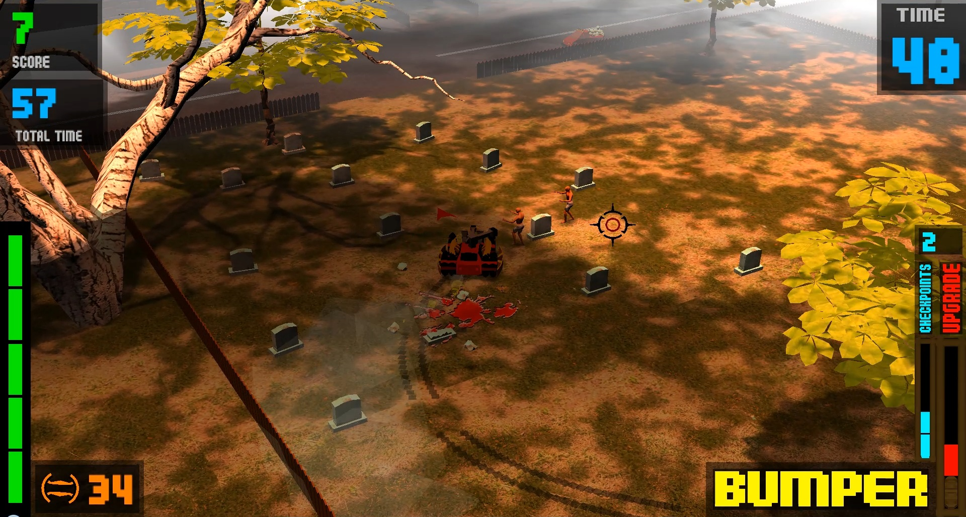 Bumper Halloween screenshot