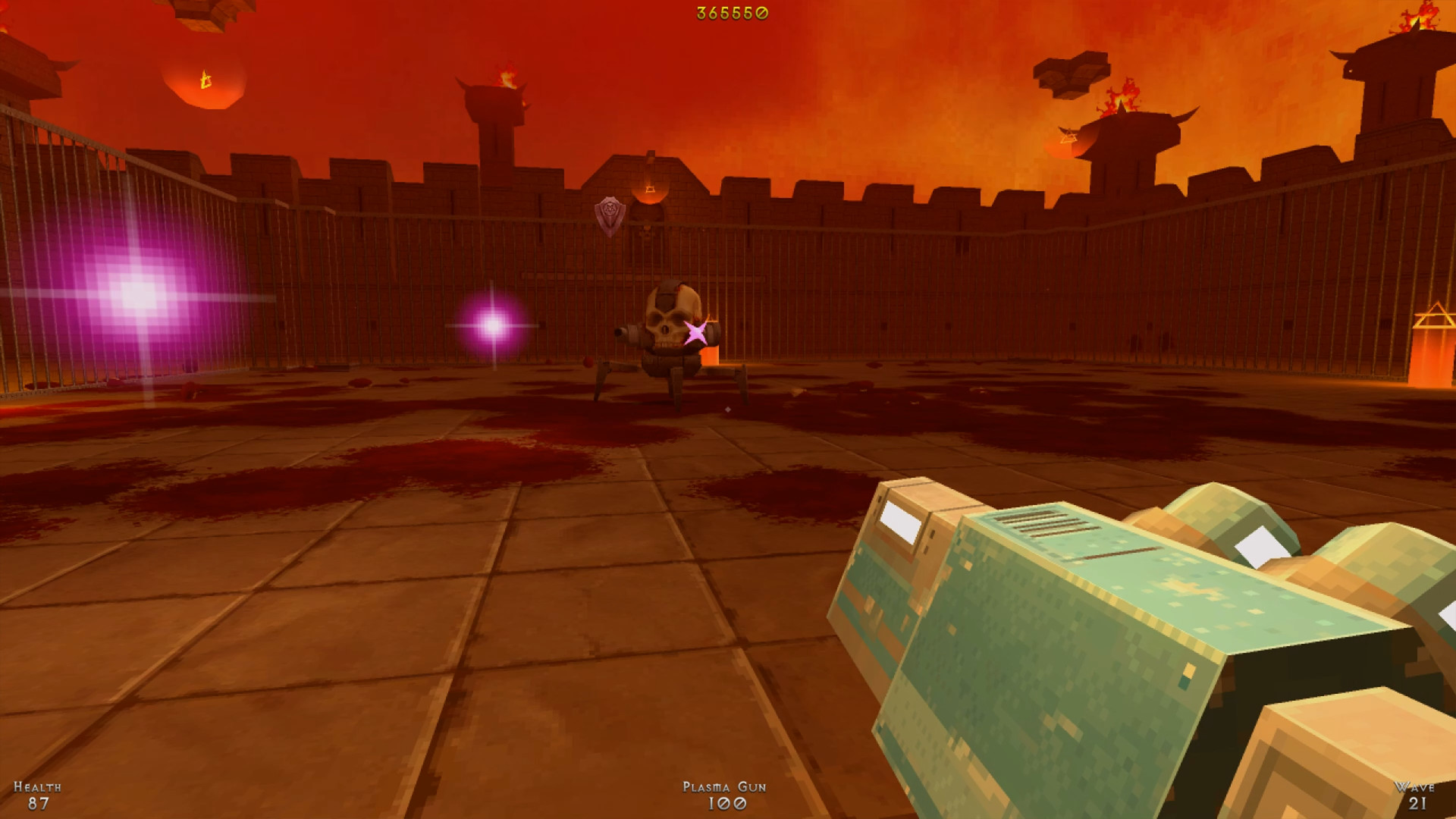 Demon Pit screenshot