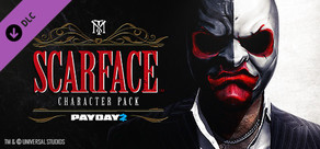 PAYDAY 2: Scarface Character Pack