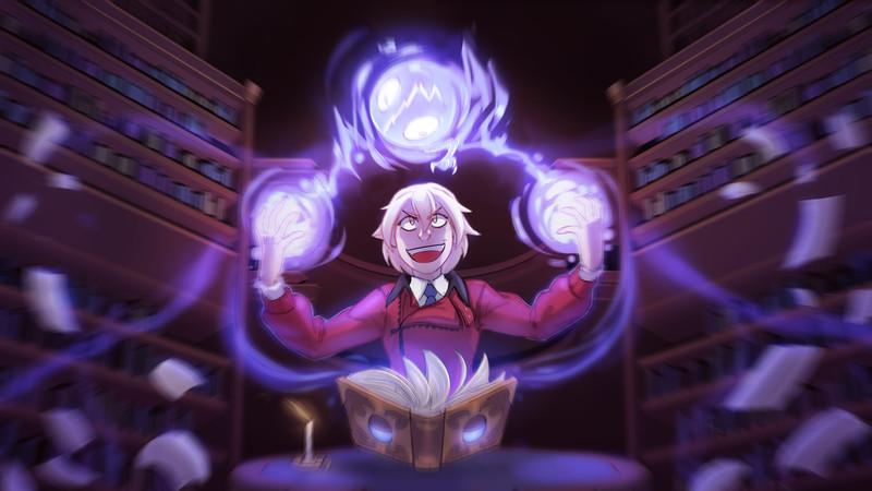 Magi Trials - Dakimakuras screenshot