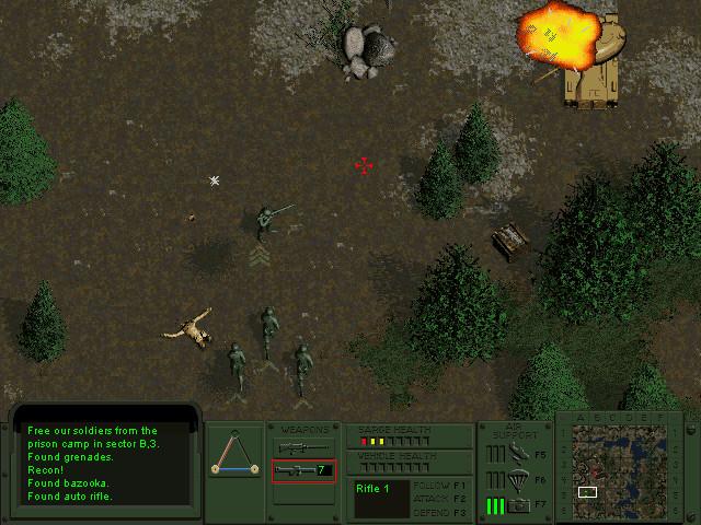Army Men screenshot
