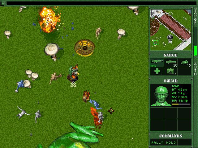 Army Men II screenshot