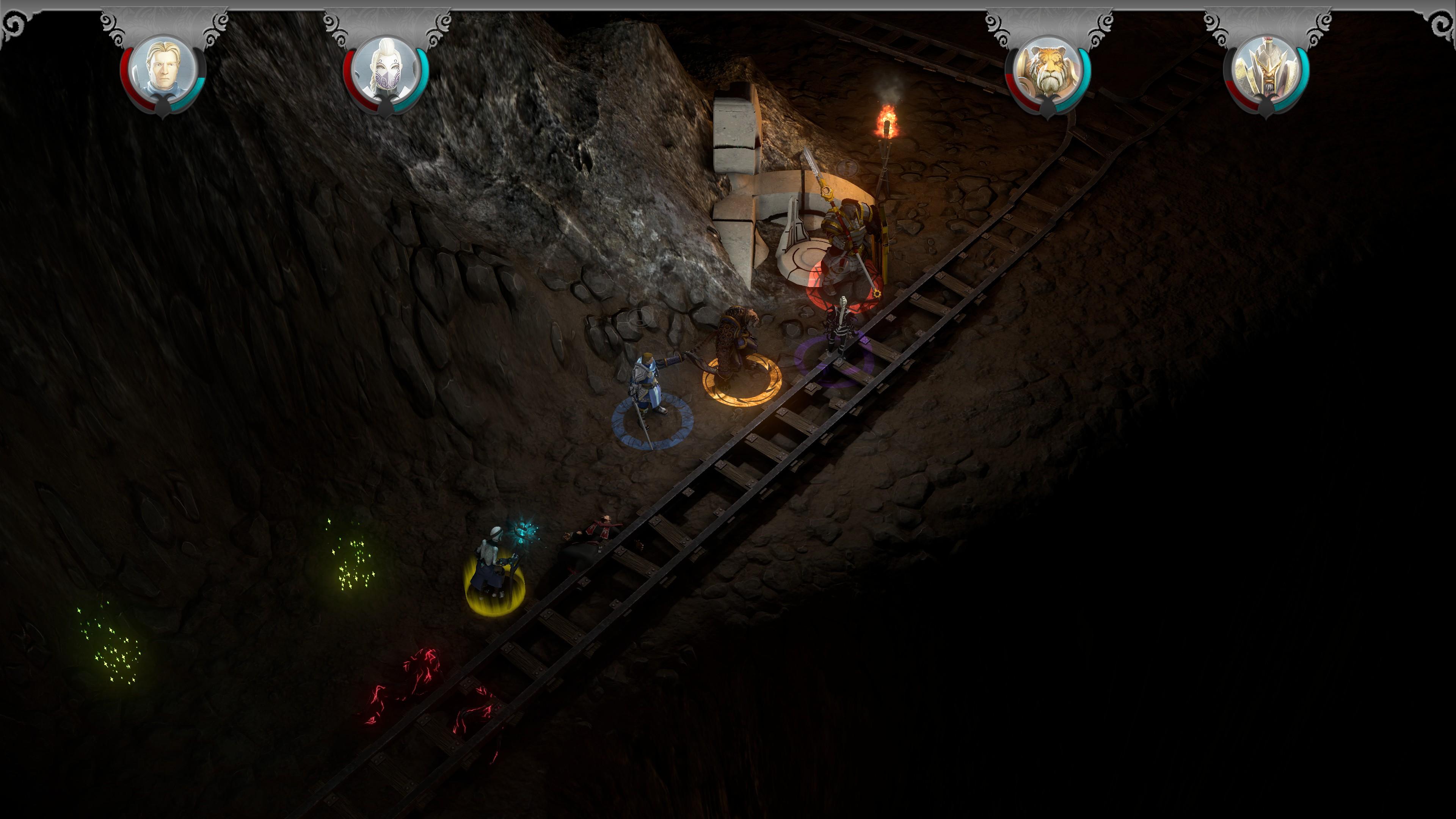 Eon Altar: Episode 3 - The Watcher in the Dark screenshot