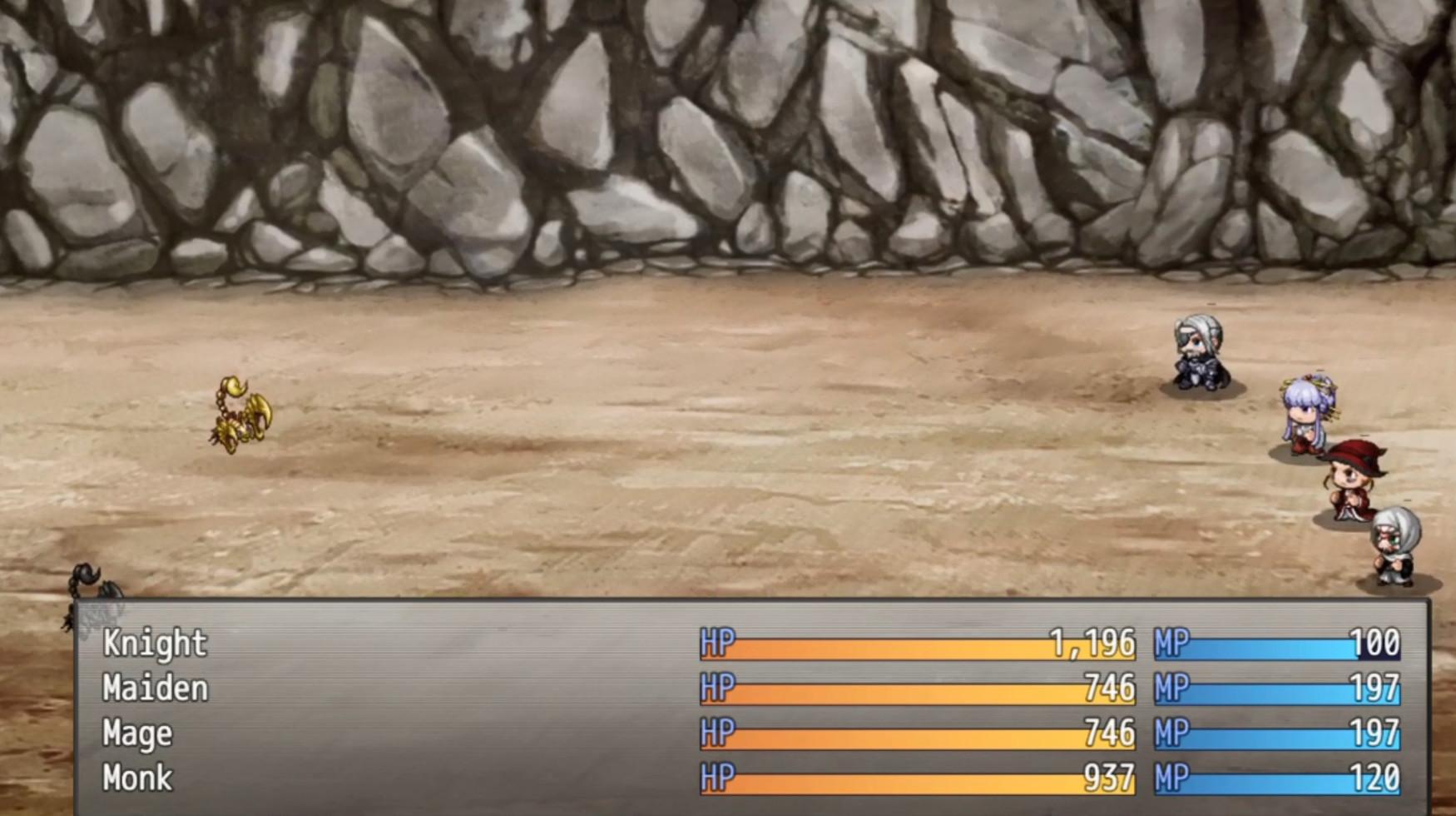 The Last Sin screenshot