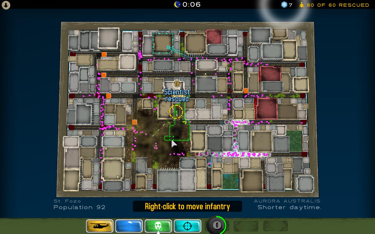 Atom Zombie Smasher screenshot