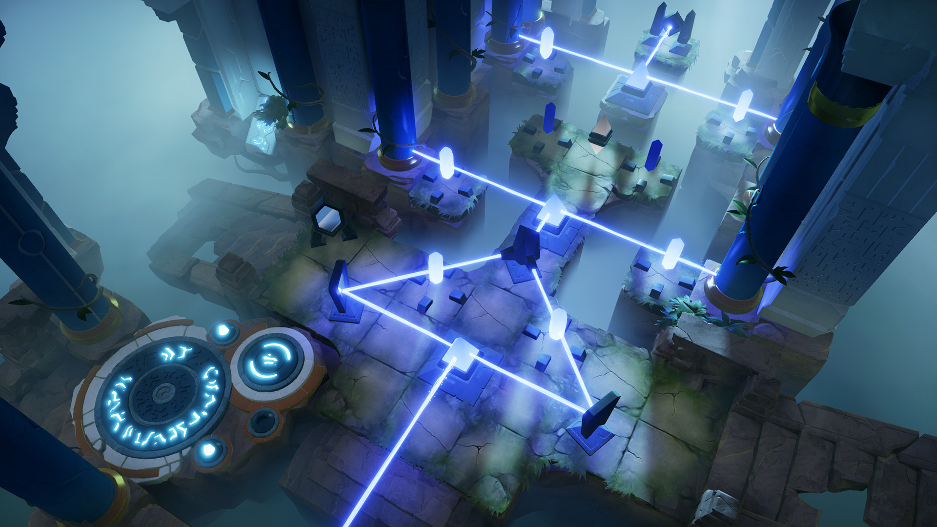 Archaica: The Path of Light screenshot