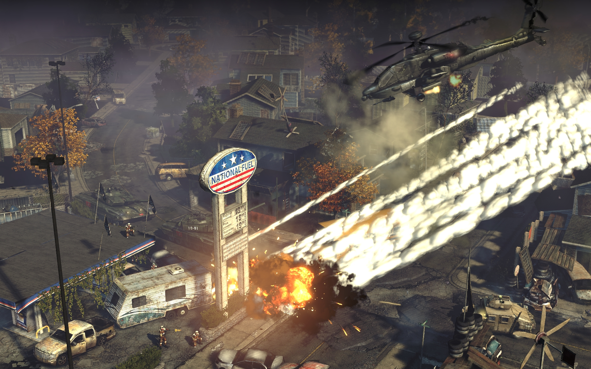 Homefront screenshot