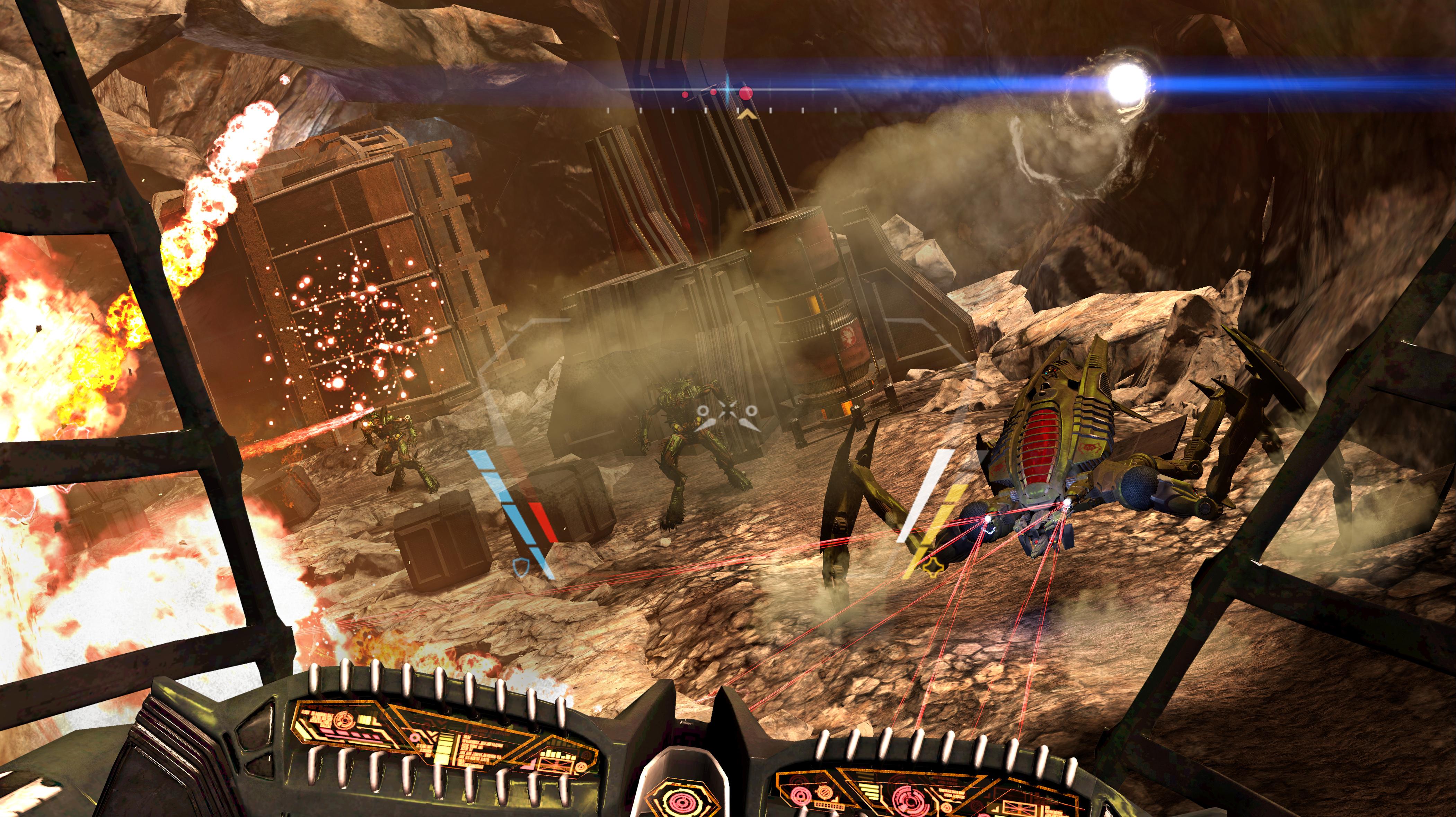 Red Faction: Armageddon Path to War DLC screenshot