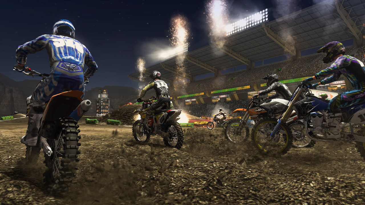 MX vs. ATV Reflex screenshot