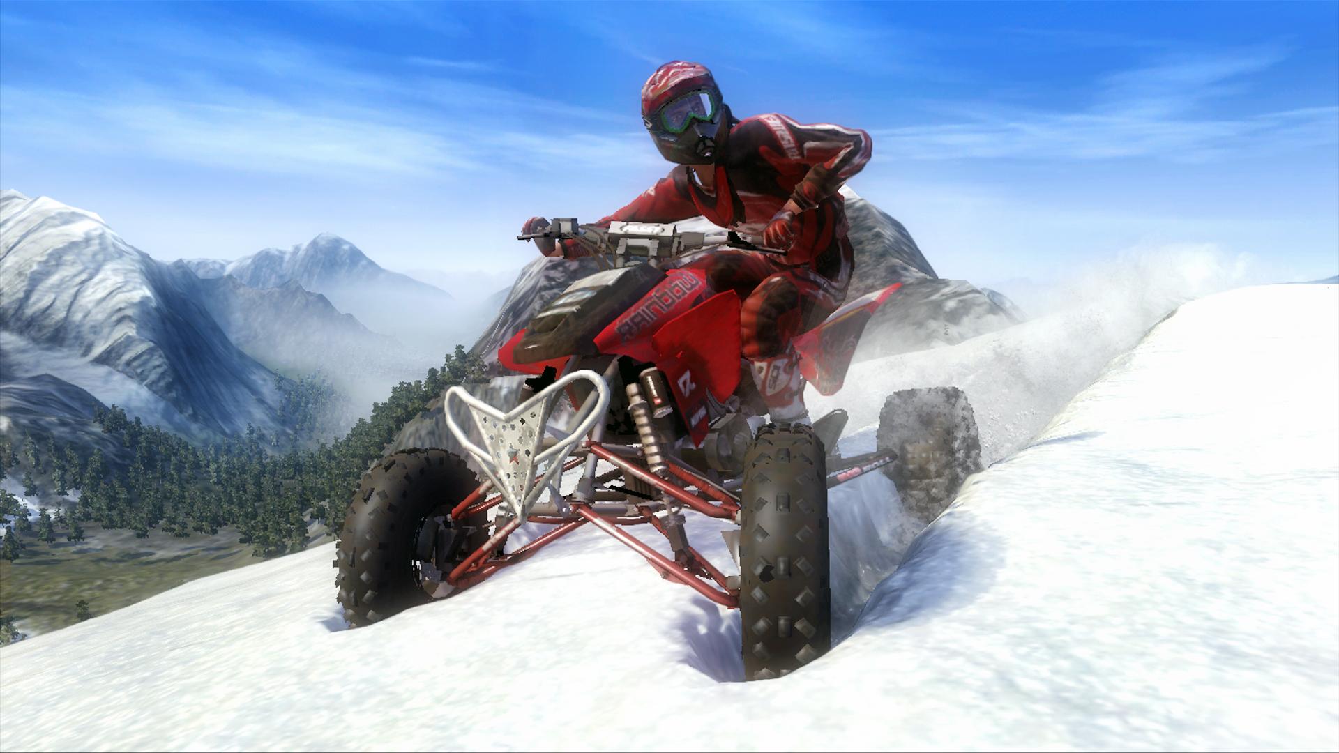 MX vs. ATV Reflex screenshot
