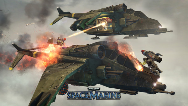 Warhammer 40000 Space Marine Collection Free Download