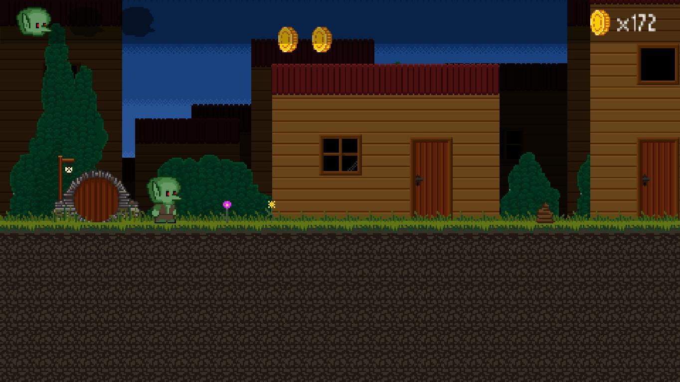 Goblin and Coins screenshot