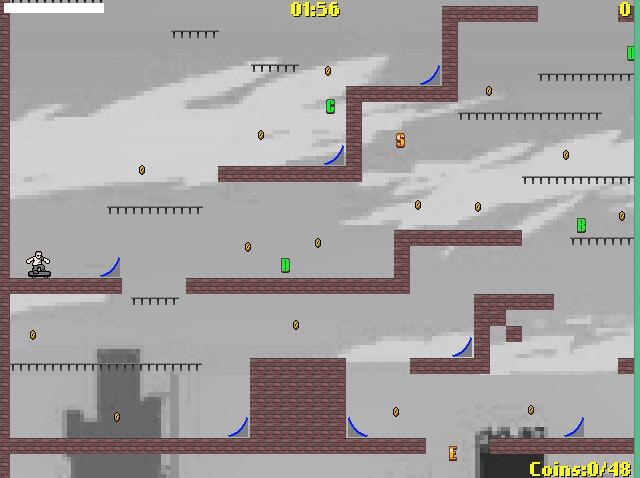 Skater 2D screenshot