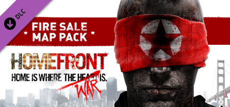 Homefront: Fire Sale Map