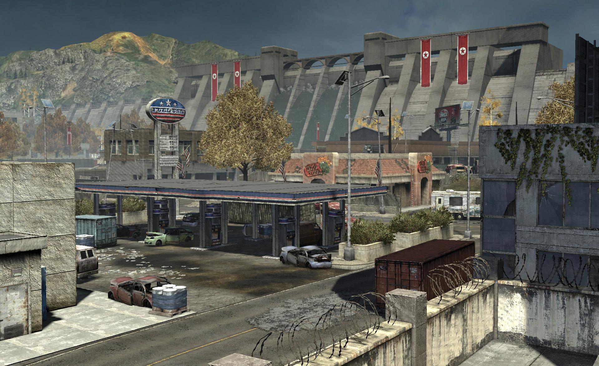 Homefront: Fire Sale Map screenshot
