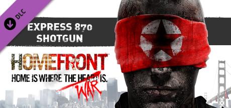 Homefront: Express 870 Shotgun