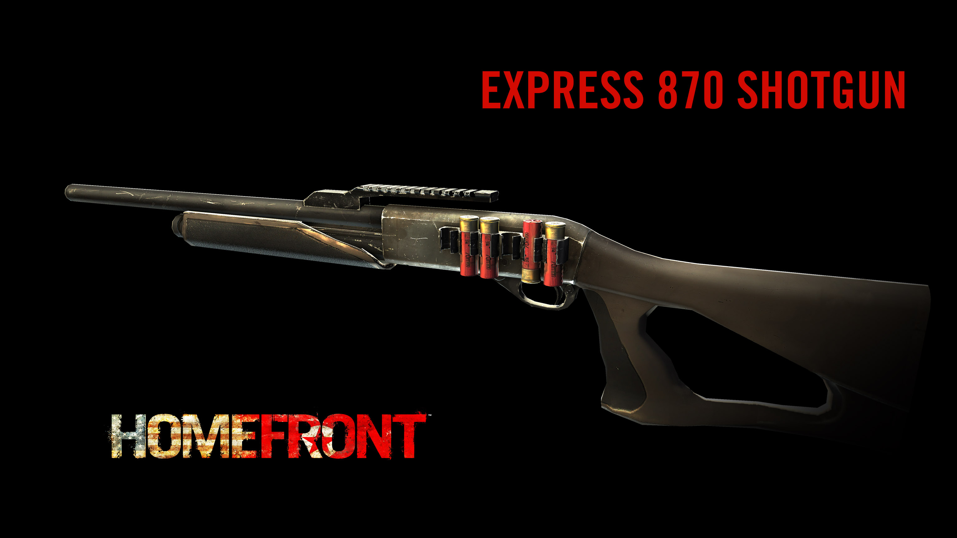 Homefront: Express 870 Shotgun screenshot