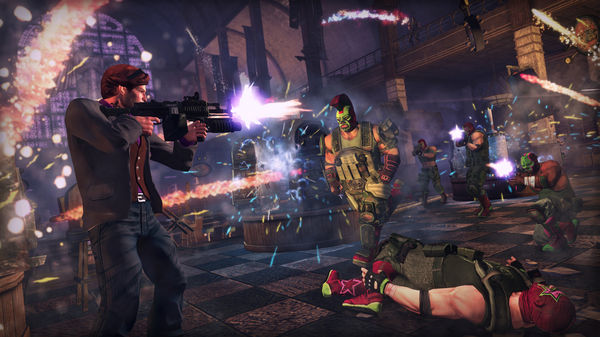 saint row 2 pc crack out full