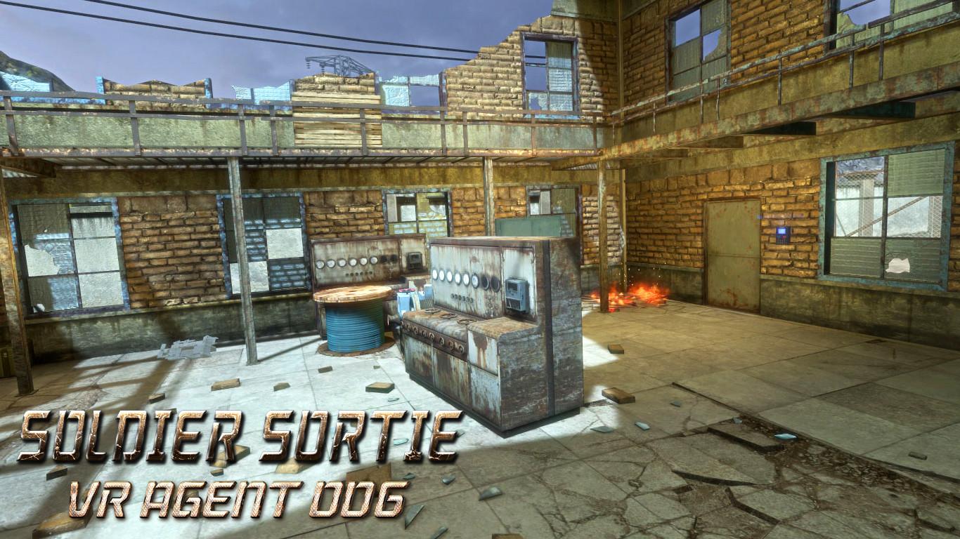 Soldier Sortie :VR Agent 006 screenshot