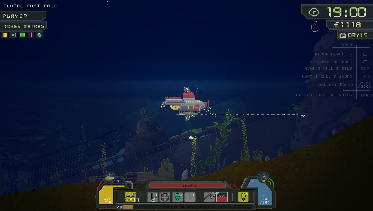 Project Abyss screenshot