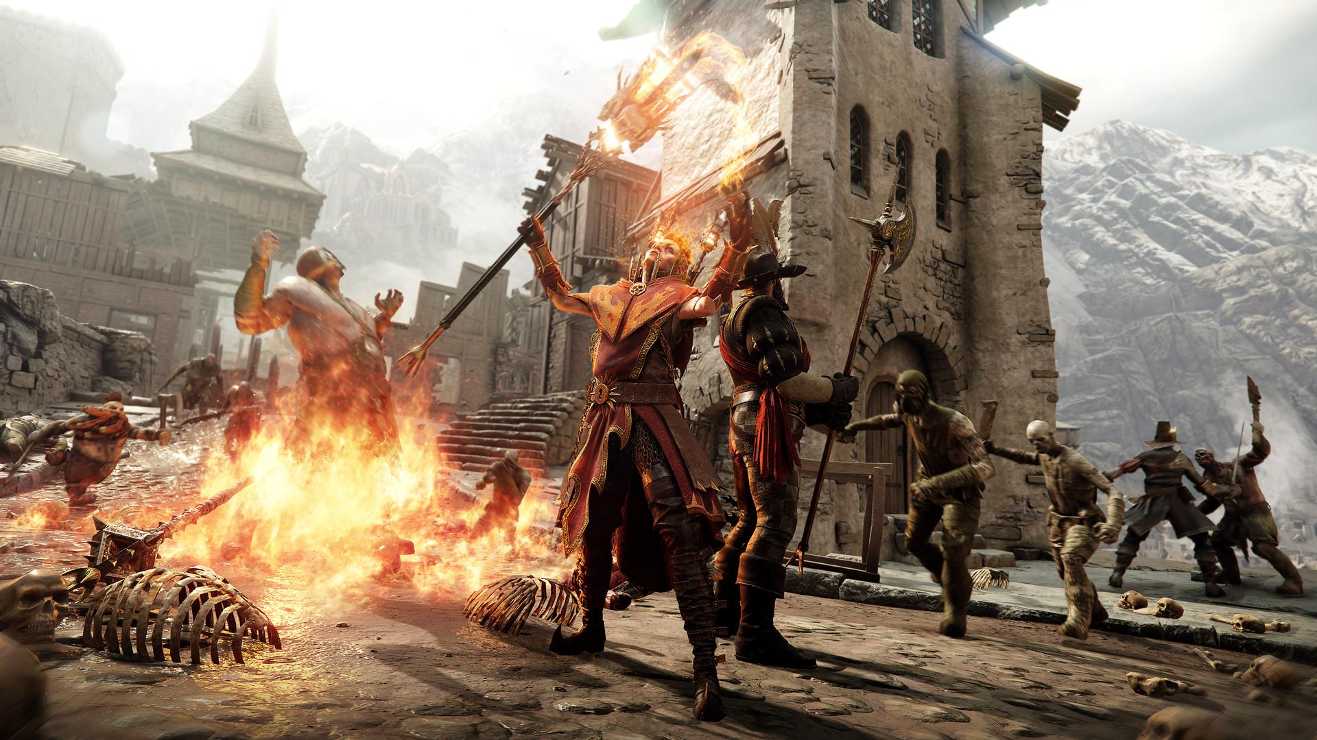 Warhammer: Vermintide 2 screenshot