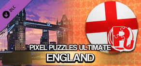 Pixel Puzzles Ultimate - Puzzle Pack: England
